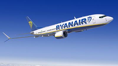Boeing Ryanair