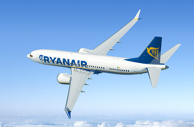 Image result for Ryanair B737max Aircraft