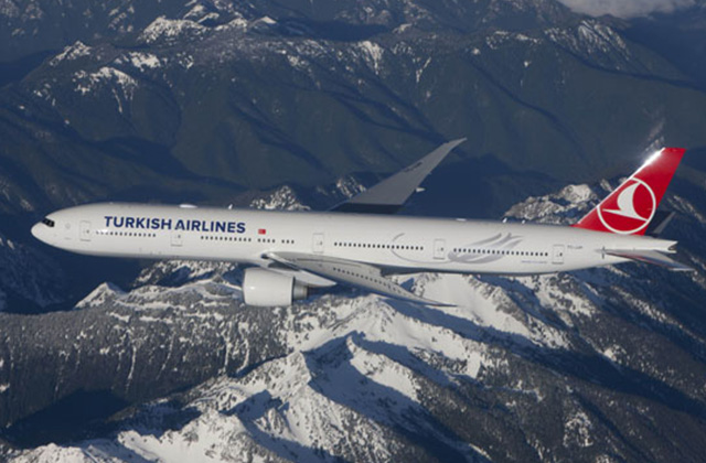 Boeing Turkish Airlines