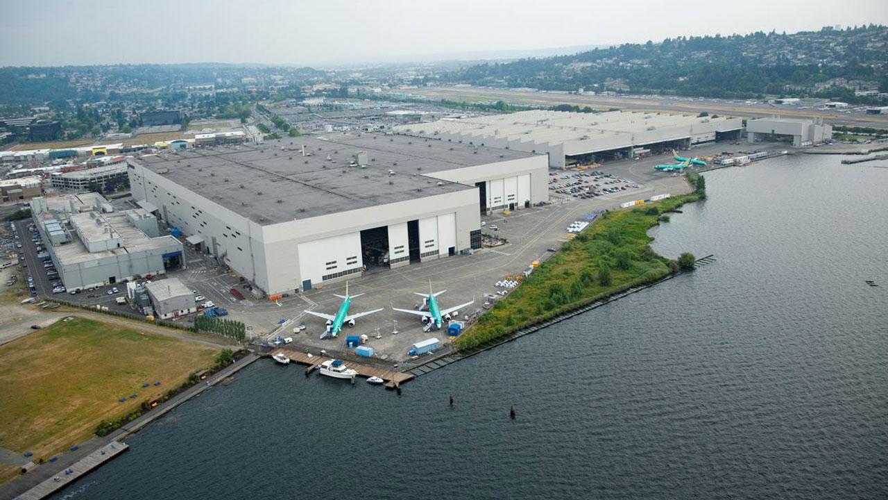 Boeing boeing in renton wash
