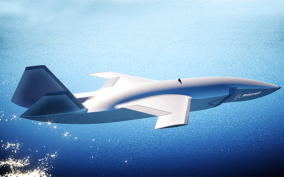 Boeing Airpower Teaming System