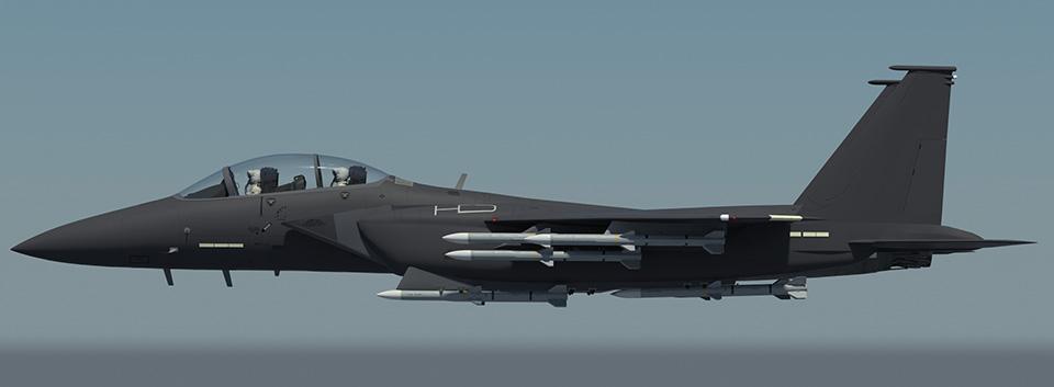 Kepala Angkatan Udara AS Mengakui Tertarik F-15X