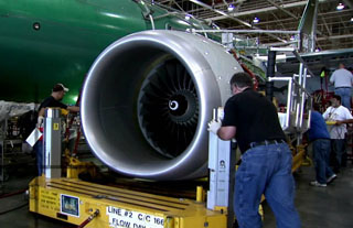CFM engine