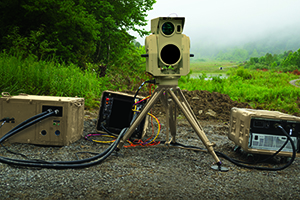 Boeing's Compact Laser Weapon System (CLWS)