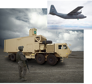 Tactical Laser Weapon Systems