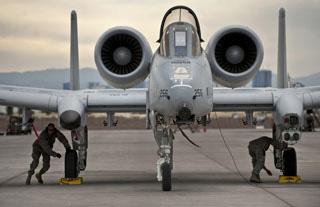 A-10 Aircraft