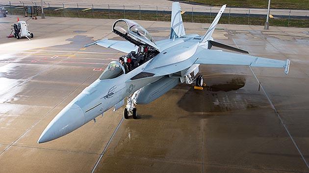 Los F-18 Polacos continúan patrullando Surcorea