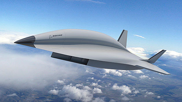 Boeing Debuts Hypersonic Jet That Could Fly From NY to London in 2 Hours
