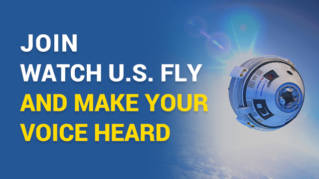 Watch U.S. Fly