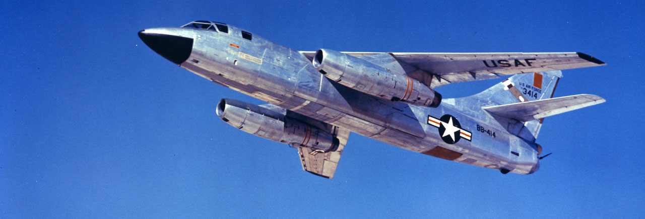 A3D/A-3 Skywarrior, B-66 Destroyer Bomber