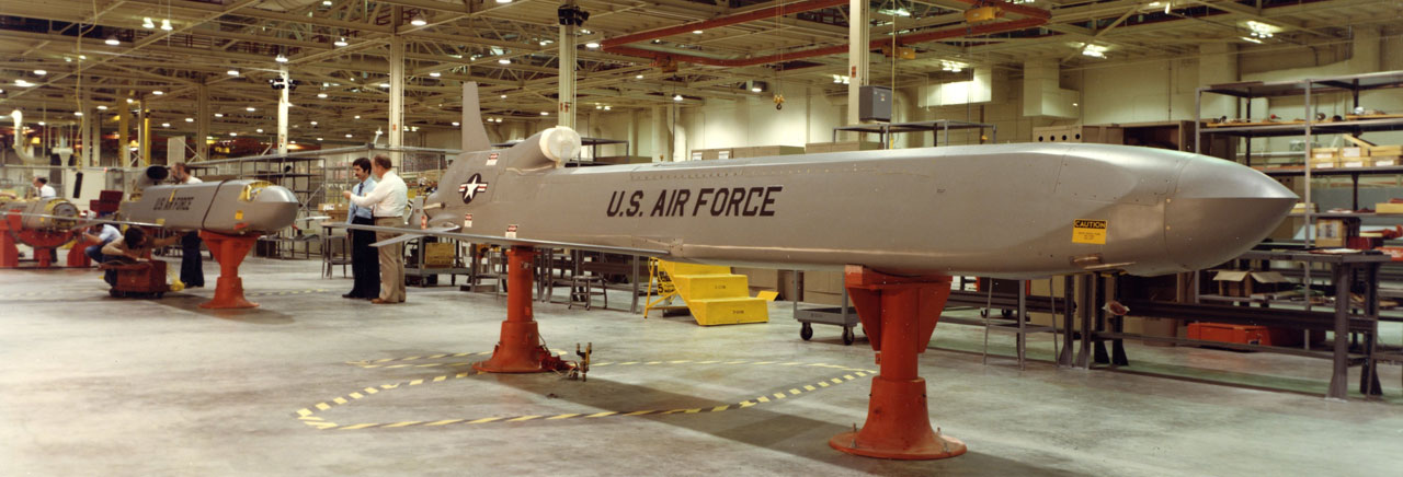 AGM-86B-C Air Launched Cruise Missile