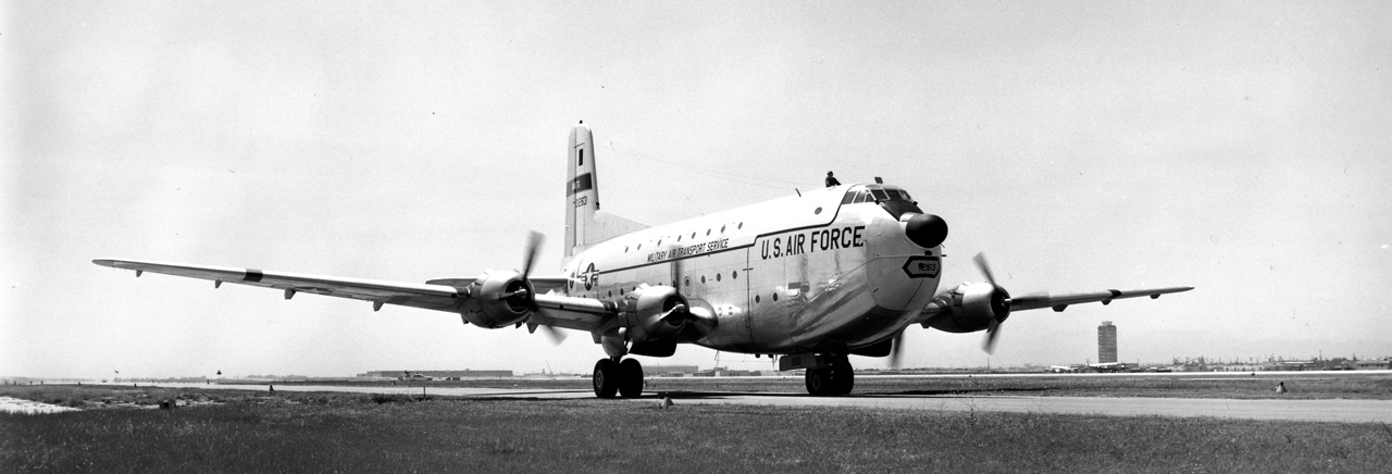 C-124 Globemaster II Military Transport