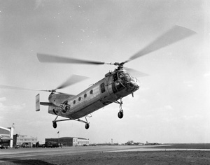 CH-21 Shawnee/V44 Helicopter