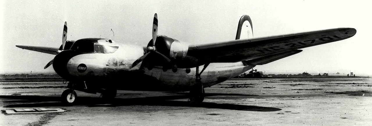 DC-5/C-110 Transport
