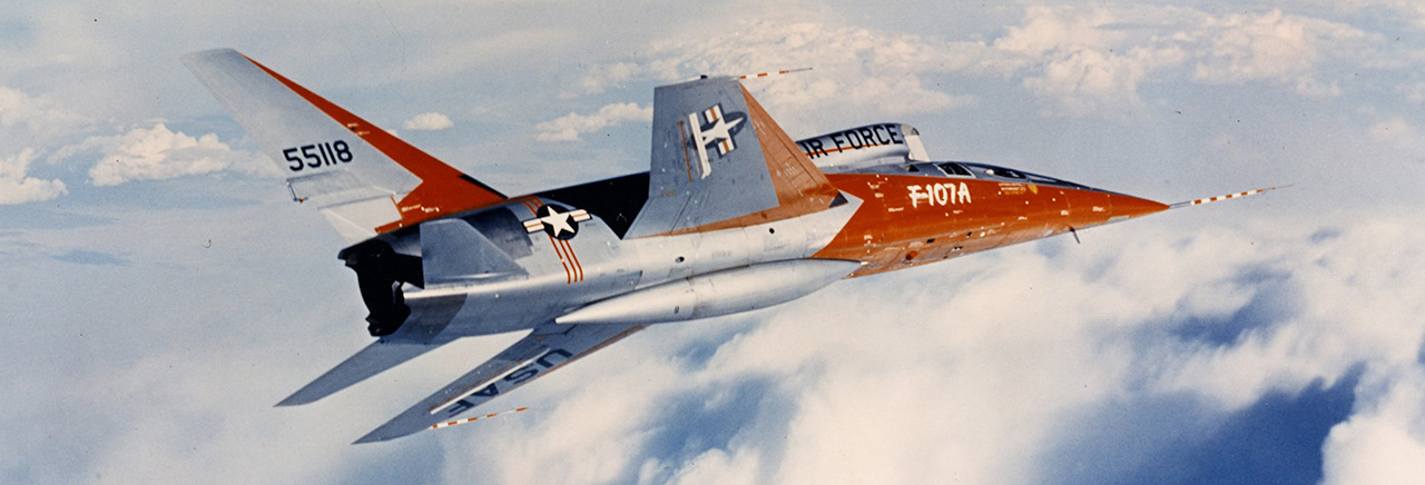 YF-107 Fighter