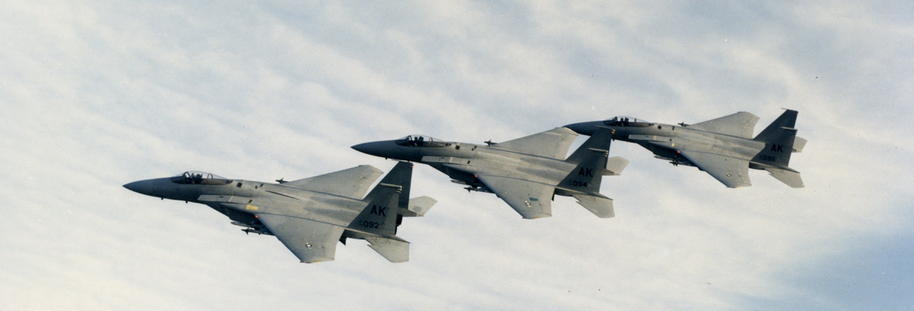 F-15 Eagle Tactical Fighter