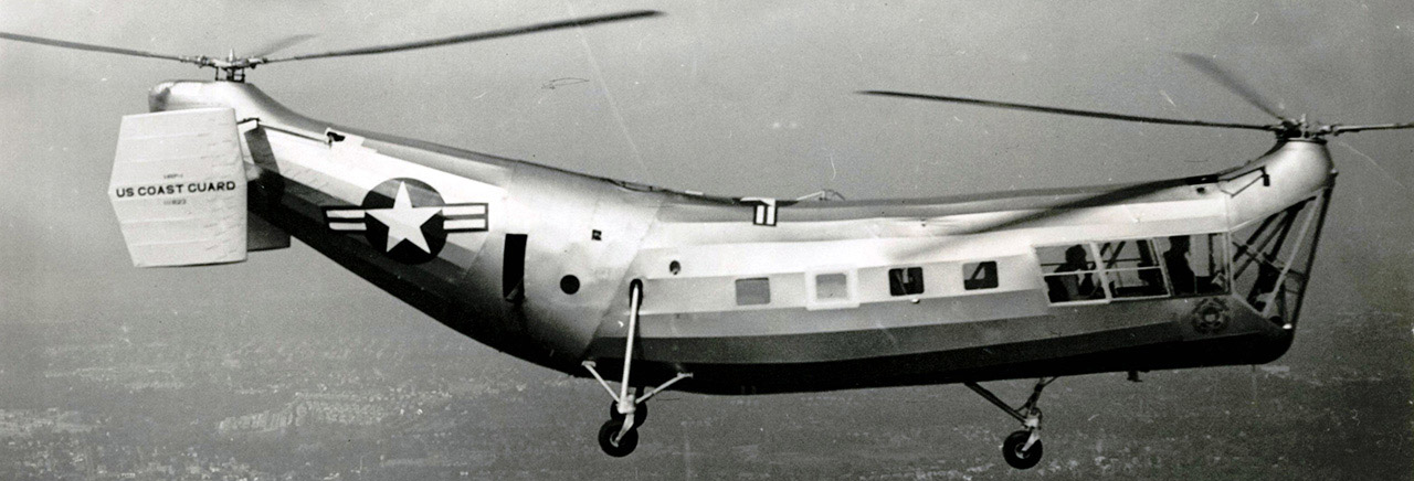 HRP-1 Helicopter