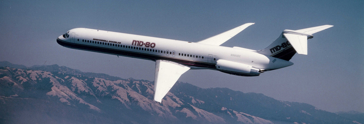 MD-80/MD-90 Commercial Transports
