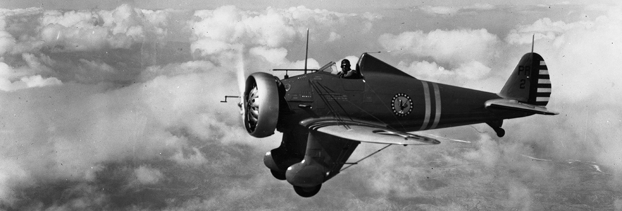 P-26 Peashooter Fighter