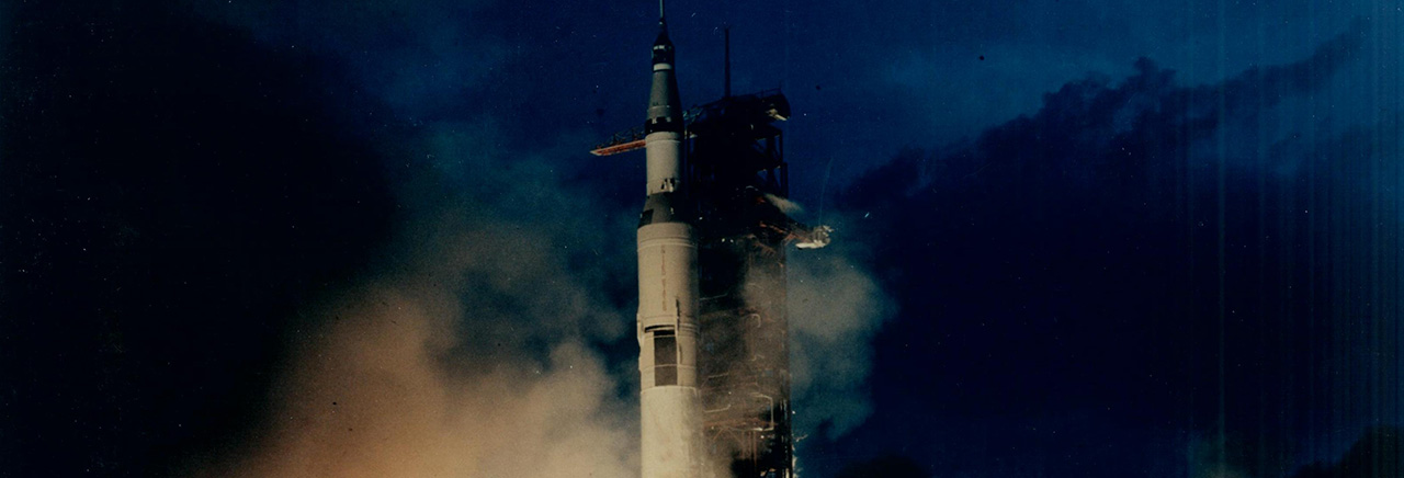 Saturn V Moon Rocket