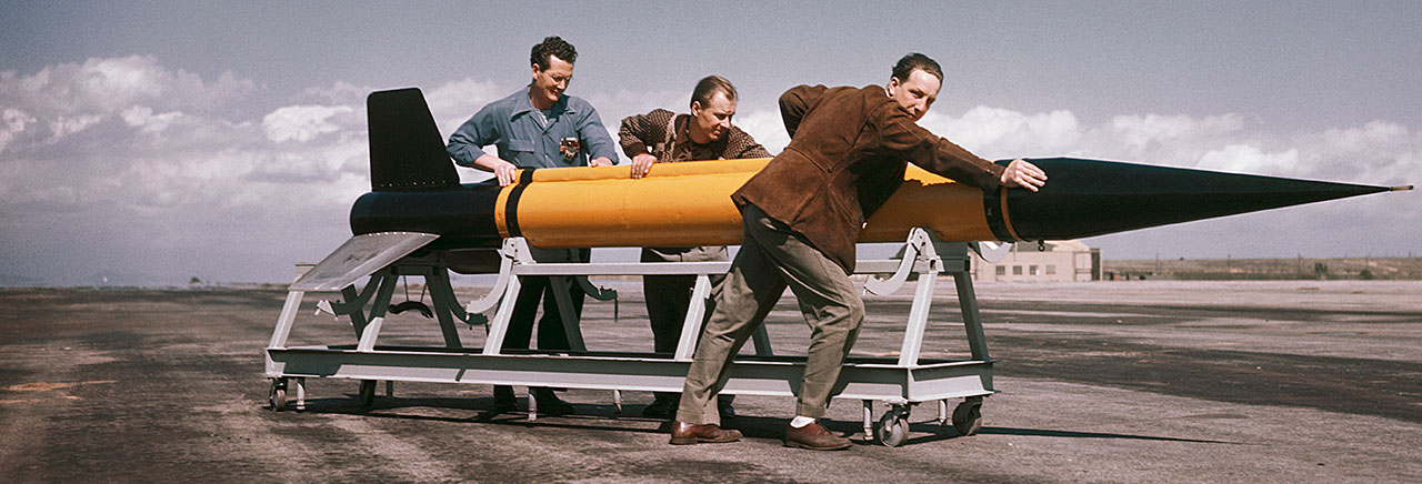 WAC Corporal Missile