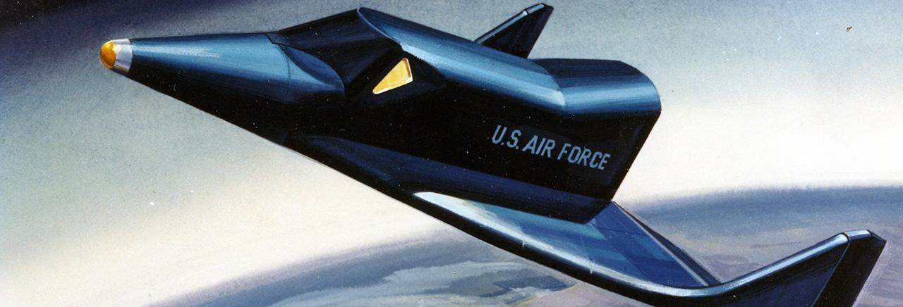 Imagini pentru Boeing X-20 Dyna-Soar