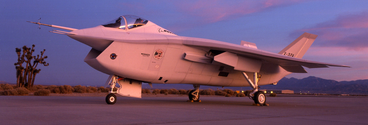 X-32 Joint Strike Fighter