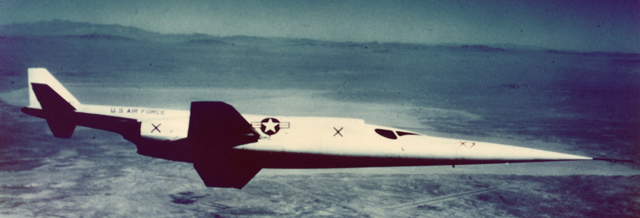 X-3 Stiletto Test Aircraft