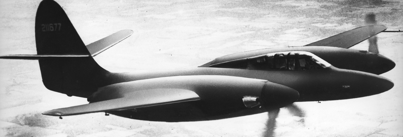 XP-67 Fighter